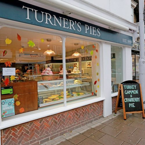 2018 FOURTH STORE  We open another store in Broadwater, Worthing