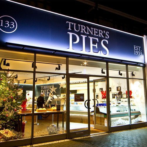 2014 BRANCHING OUT   Turner's open their second Pies Shop at 133 The Street, Rustington because of its great community within which it seems the independent retailer continues to survive.