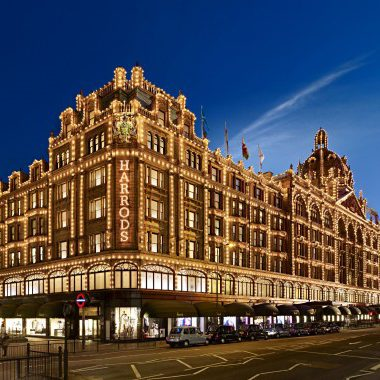2013 HARRODS  Being named in the guild of fine foods top 50 foods in the United Kingdom is closely followed by Harrods of Knightsbridge, London choosing to stock Turner's Pies in their world famous food halls.