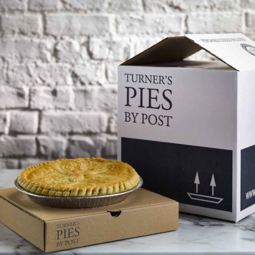 2018 PIES BY POST LAUNCH  We make our pies available to enjoy by anyone in the UK with our pie delivery service.